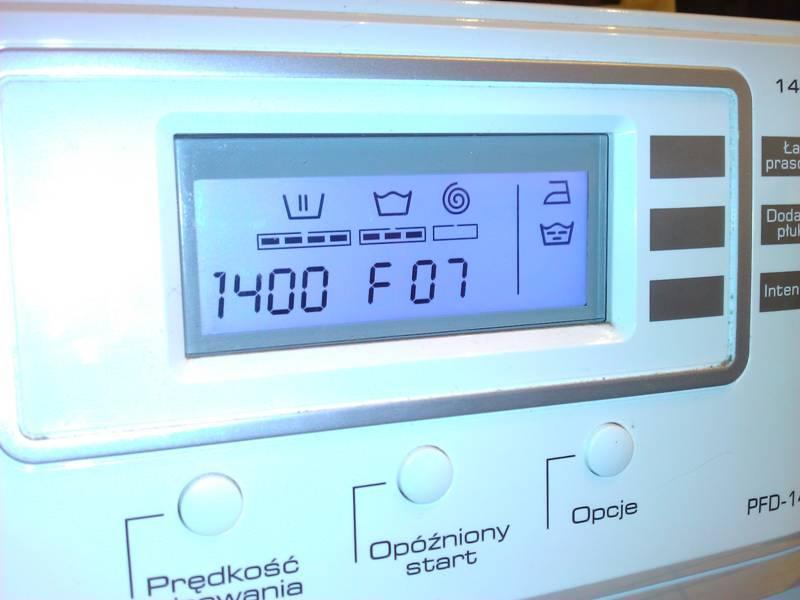 Pralka Mastercook PFD-1467 ETS - b��dy