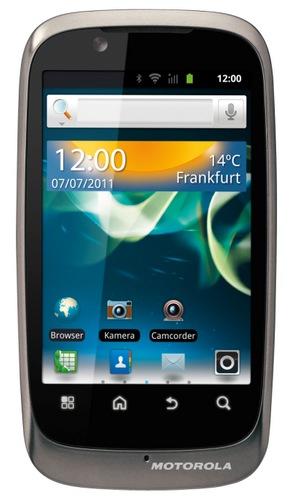 Motorola FIRE XT - tani smartfon z androidem już w Polsce