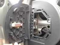 Skoda Roomster 1,4 16V 2009r. - Brak oświetlenia wnętrza, zamek pokrywy tył nie