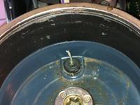 Vorwerk Thermomix TM21 - czujnik (chyba temperatory)