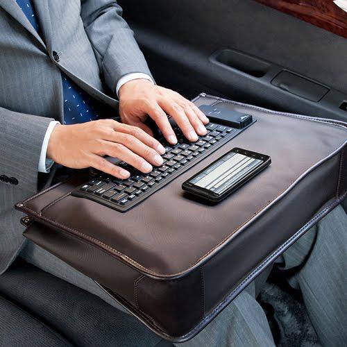 Sanwa SKB-BT14 elastyczna gumowa klawiatura z Bluetooth 2.0