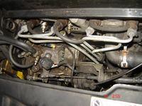 WV Polo 6N 1.9D Kłopot z zatrzymaniem silnika