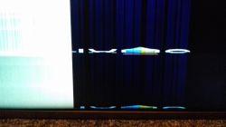 Samsung UE55JU6850 brak obrazu podświetlenie działa