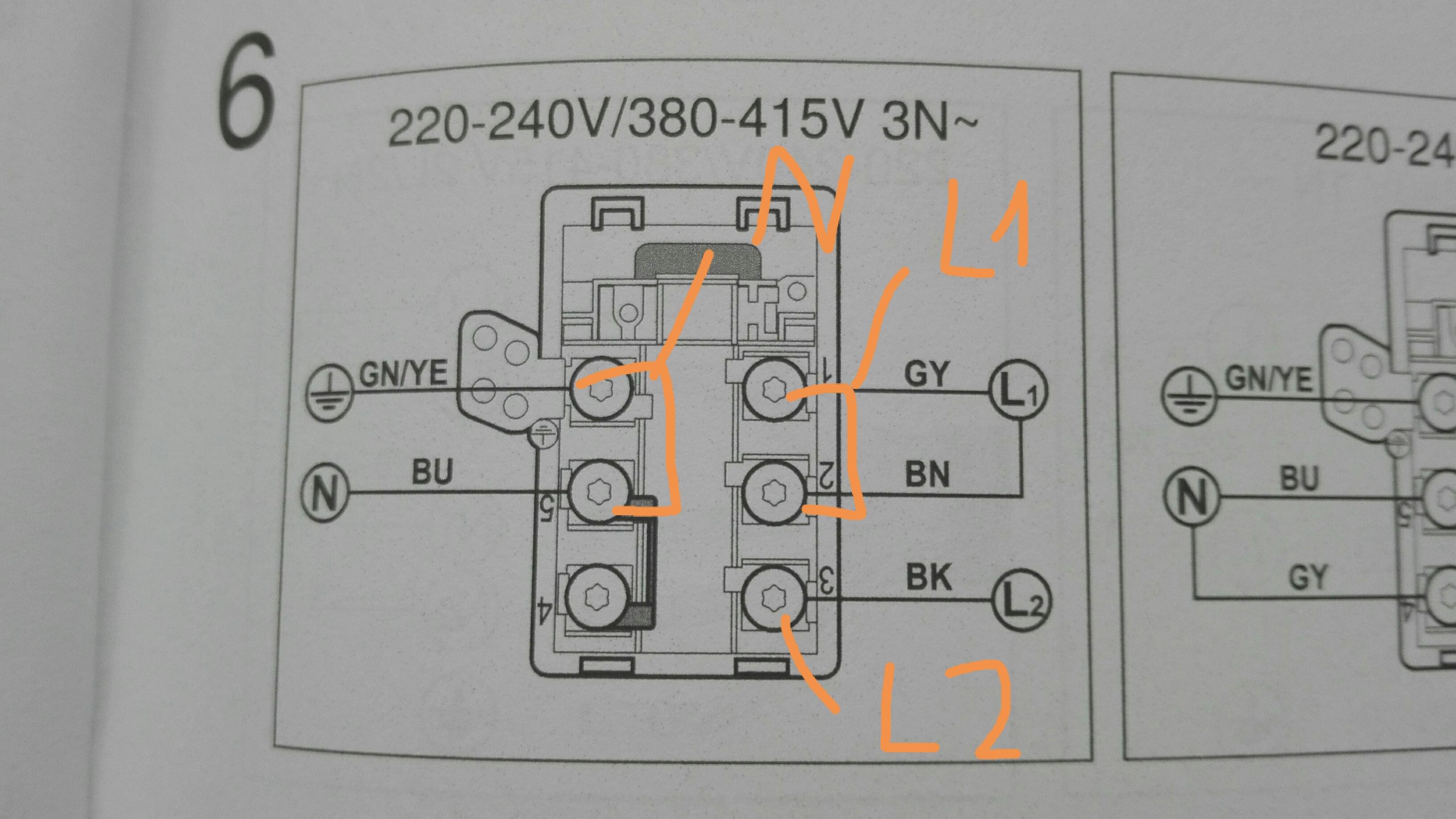 Bosch Pie631fb1e Podlaczenie Plyty Indukcyjnej Bez Przewodu Ochronnego