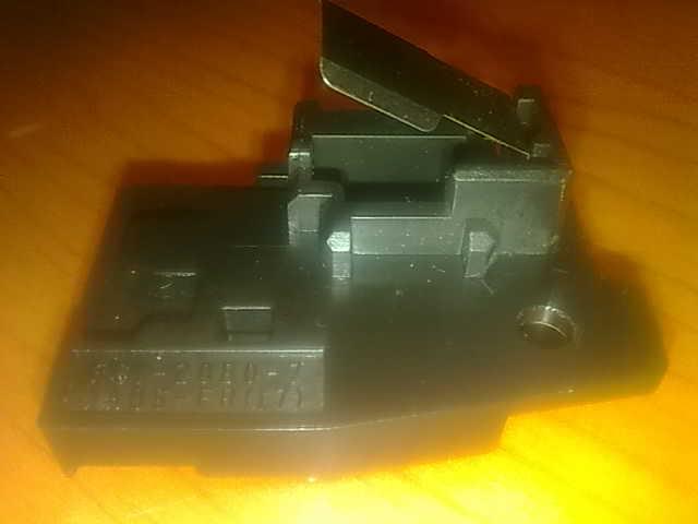 HP laserjet 3015 - All in ONE - Wymieni�em fuzer i nie wiem gdzie ta cz�� idzie