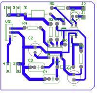 Fazowy regulator mocy na U2008b nie działa