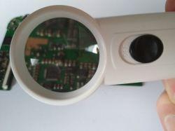 Tania lupa z podświetleniem LED, recenzja