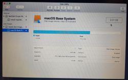 MacBook Air - SSD Aura 480GB, Mac OS X Base System i nic więcej