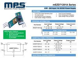 Stabilizator 24VDC na 3VDC