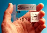 Funkcjonalne urz�dzenie elektroniczne wydrukowane na plastikowej folii