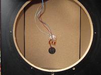 Kolumna Pioneer cs-901 - wymiana kondensatora