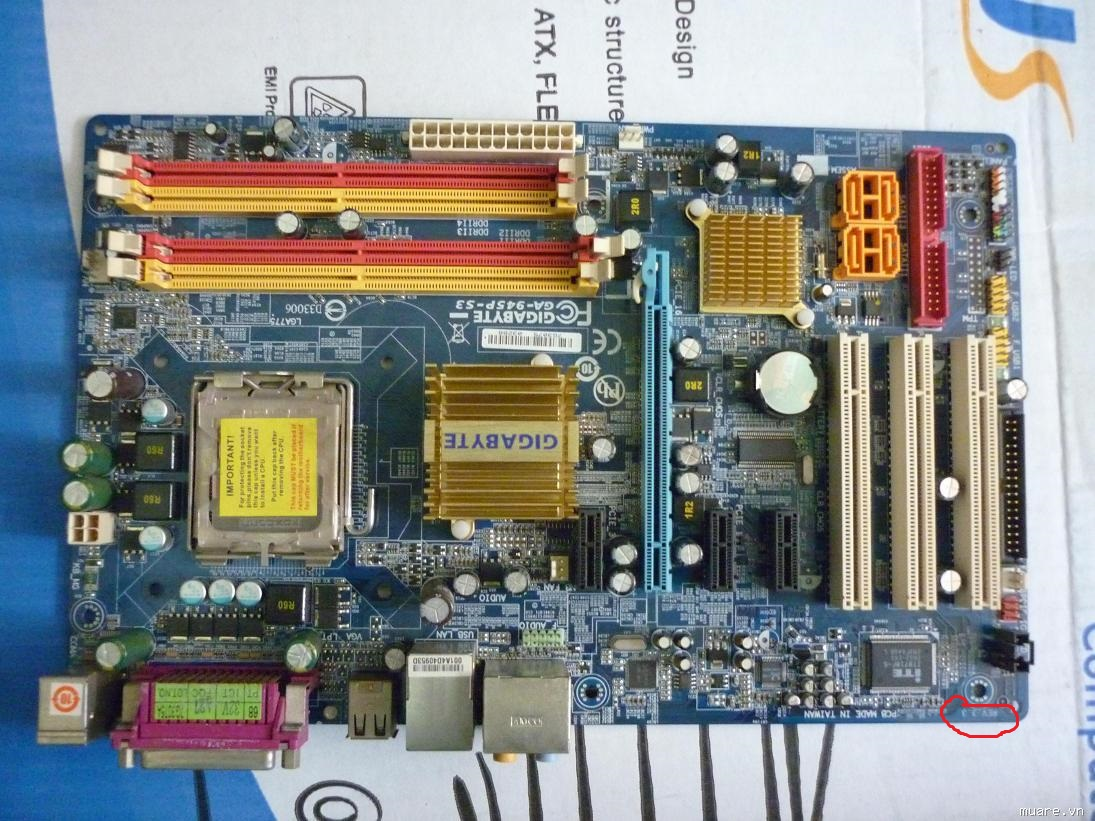 Gigabyte PL-S3 drivers - Scan Result ANONYMOUS