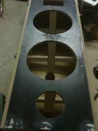 Tonsil ZEUS DIY-budowa
