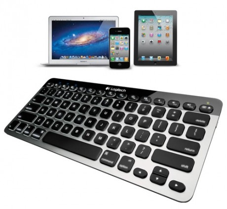 Logitech K811 Easy-Switch - klawiatura Bluetooth dla Maca, iPada i iPhone'a