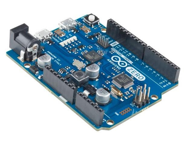 Arduino Zero - nowa p�ytka z 32-bitowym mikrokontrolerem ARM