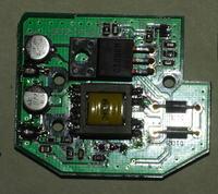 Kodak P20 zoom - Lampa błyskowa laduje sie na wylaczonym i wlaczonym czasem brak