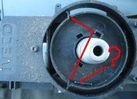 Iveco Daily 35C12 - przełącznik zespolony nie odbija dźwignia kierunkowskazów