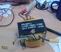Transformator 430-2051.1 - Prośba o poprawną indentyfikację trafo i parametry.