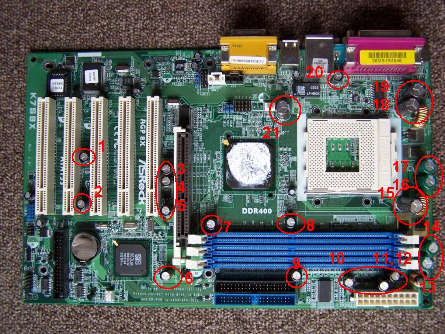 ASROCK K7S8X V3 WINDOWS 7 X64 TREIBER