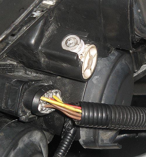 VW Polo - brak 1 silniczka regulacji reflektorow