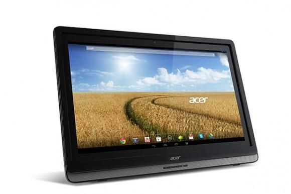 "Acer DA241HL - komputer AIO z 24"" ekranem dotykowym, Tegra 3 i Android 4.2"