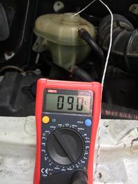 Renault Master 2.8 Dti - Przegrzewanie się silnika. Wysoka temperatura