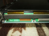 LCD Samsung LE46F86BD, migotanie prawej części ekranu