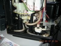 naprawa dystrybutora wody krups