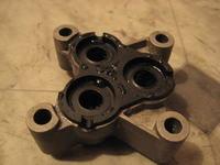 Karcher 5.55 - brak ciśnienia wody, silnik pracuje cały czas