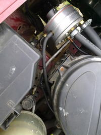 Renault Megane Clasic - Zbyt duże zużycie gazu