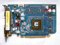 Czym zastąpić dziwne kondensatory FZ76 470 16V [GeForce 8500GT]?