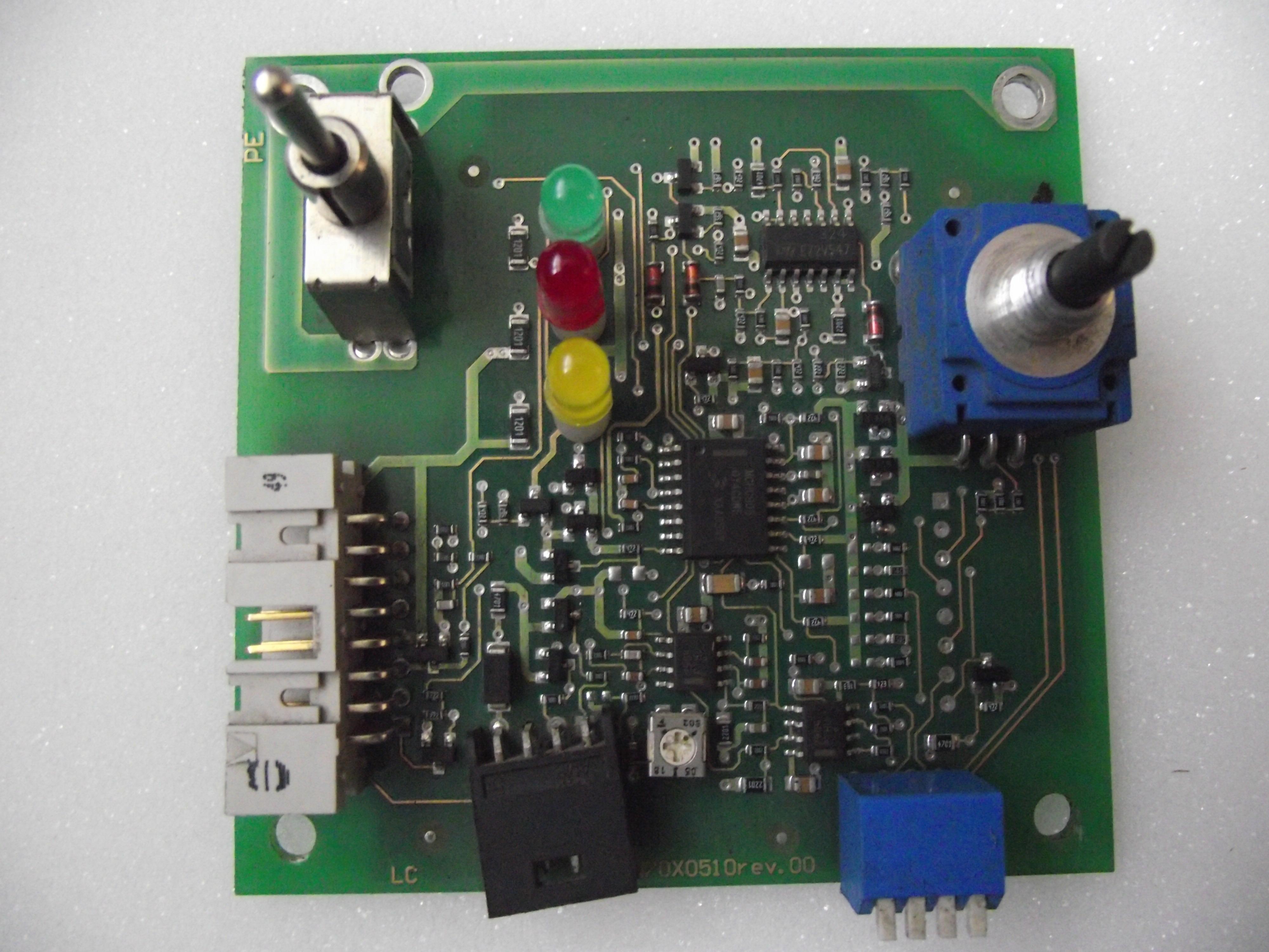 [Sprzedam] P�ytk� kontroln� spawarki Lincoln Electric Invertec V145-S