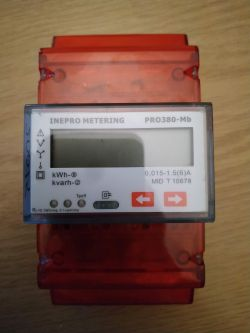 [Sprzedam] INEPRO METERING PRO380-Mb; 0,015-1,5(6)A, MID T 10678