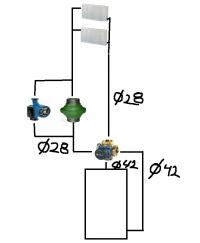 Modernizacja instalacji CO, Zawór 4d