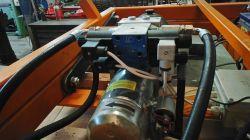Wózek transportowy - przeróbka na elektryczny, prośba o pomoc w doborze napędu
