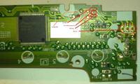 Pioneer DEH-3100, dodanie IR