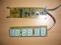 [Atmega8][C] Atmega8 i TWI na przykładzie zegara LED