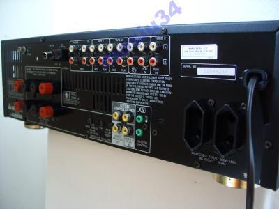 Jak podłączyć amplituner KENWOOD KR-V6050 z DVD FERGUSON DVP