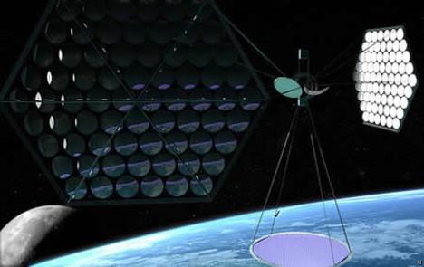 Trwają prace nad orbitalną elektrownią