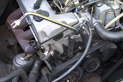 Mercedes w124 300D hałasujący amortyzatorek