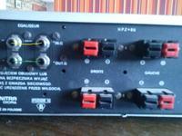 Podłączenie wzmacniacza Unitra WS432 do komputera - brak dzwięku w głośnikach
