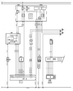 Citroen C4 1.6 NFU - Błąd P0480 - wentylator chłodnicy