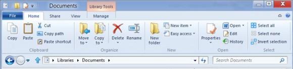 Microsoft przedstawi� interfejs Windows 8 Explorera + wideo