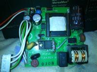 Fanuc Versamax IC200UDR005-BA - Identyfikacja spalonych elementów