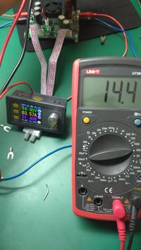Zasilacz warsztatowy 0-50V 15A