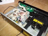 Yamaha CDX-520 - Przestał się włączać