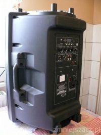 [Sprzedam] Kolumna aktywna IBIZA SOUND SLK15A-BT (Uszkodzona , do naprawy)