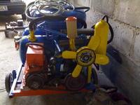 Spr�arka (Kompresor) produkcji domowej.