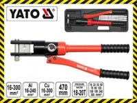Zaciśnięcie/zalutowanie końcówki kablowej 50mm2 na pręt miedziany fi 10