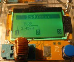 Tester elementów elektronicznych M328, LCR-T4.